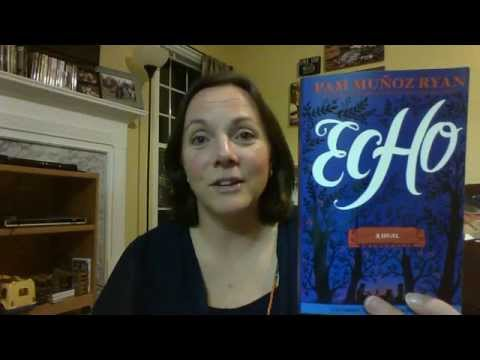 Echo booktalk
