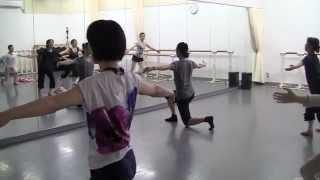 第2回バレエフェスhttp://ballet-fes.com/ @新宿村S2館10st.