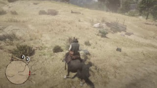 RED DEAD REDEMPTION 2 PS4 Pro GAMEPLAY - 35