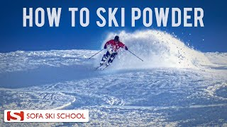 Video Powder - Ski Lesson 2016 download MP3, 3GP, MP4, WEBM, AVI, FLV Juni 2017