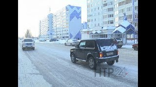 В Нижнекамске 12-летняя школьница попала под колеса внедорожника