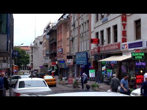 #24 Виза в Болгарию в Турции. Валите в Россию и оформляйте. Ищем паркинг. Идем в Центр Анкары