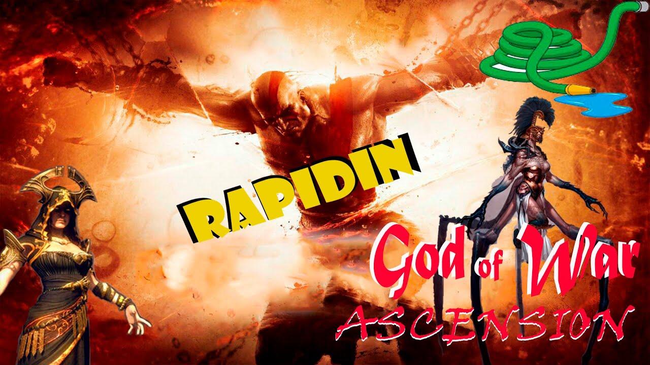 Rapidin de Kratos | La Hora De LoL | God of war Ascension