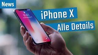 Apple iPhone X & iPhone 8: Specs, Preise, Verfügbarkeit