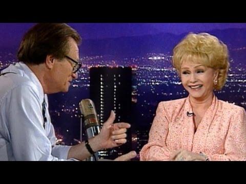 Debbie Reynolds Impersonates Barbra Streisand (1996)