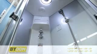 Душевая кабина Eago DZ954F6 100x80 левая(, 2014-06-30T14:10:48.000Z)