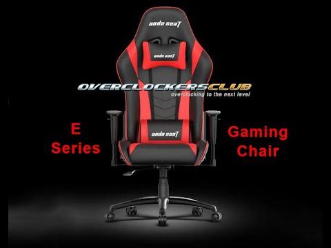 Anda Seat E Series Gaming Chair Review