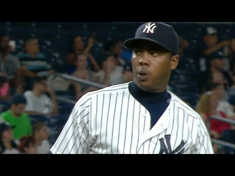 bal@nyy:-chapman-hits-105-mph,-earns-the-save