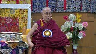 达赖喇嘛谈转世:身心还很健康,不着急