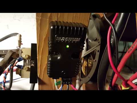 Magnum Energy Battery Monitoring Kit Install. - YouTube on