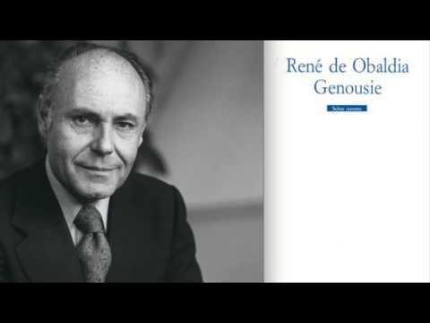René de Obaldia : Genousie [1957]