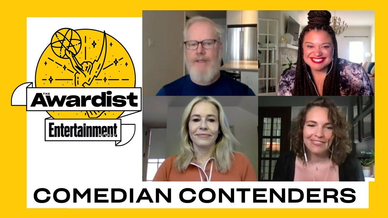 Chelsea Handler, Jim Gaffigan & Others Talk Comedy Specials | The Awardist