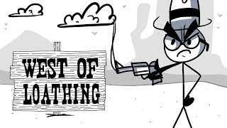 Go West! West of Loathing - Northernlion Plays [Episode 1]