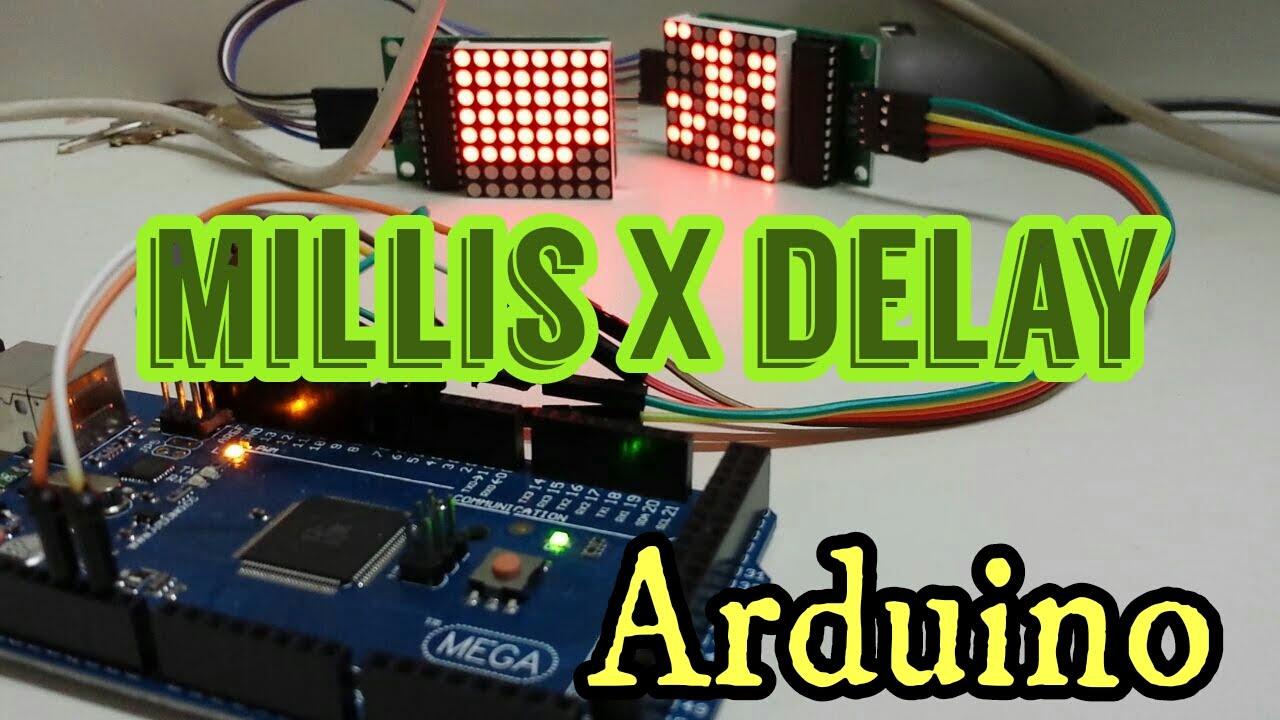 Arduino como substituir o delay pelo millis youtube