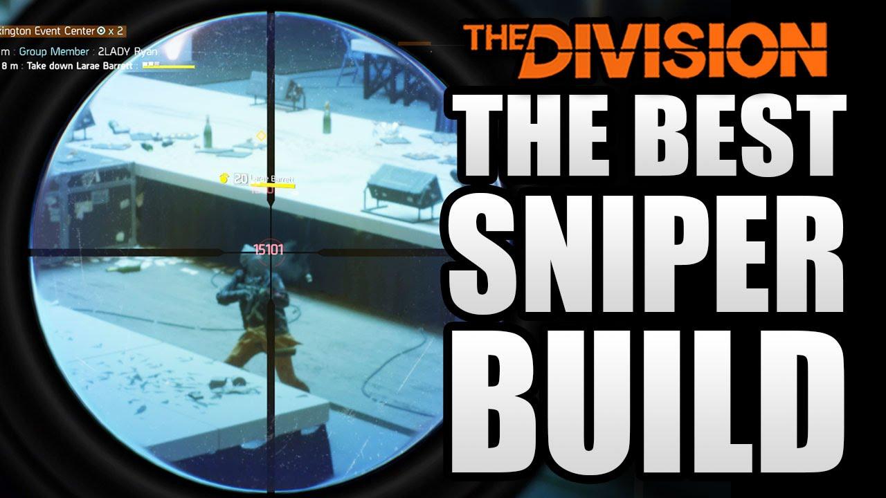 The Division   Build Best