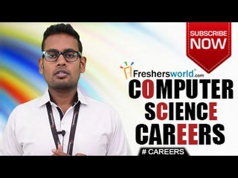 CAREERS IN COMPUTER SCIENCE – BCA,B.Tech,PGDCA,M.Tech,Top Recruiters,Salary Package