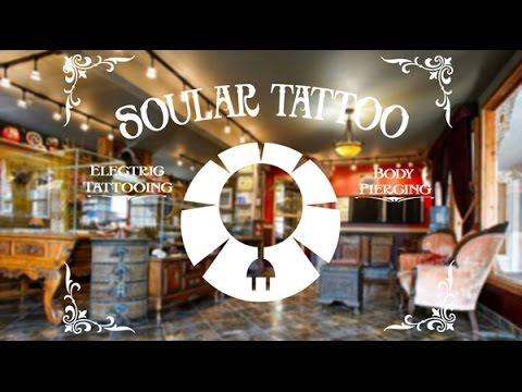 Soular Tattoo - The Finest Tattoos on Maui - Tattoo Artist Justin Blake