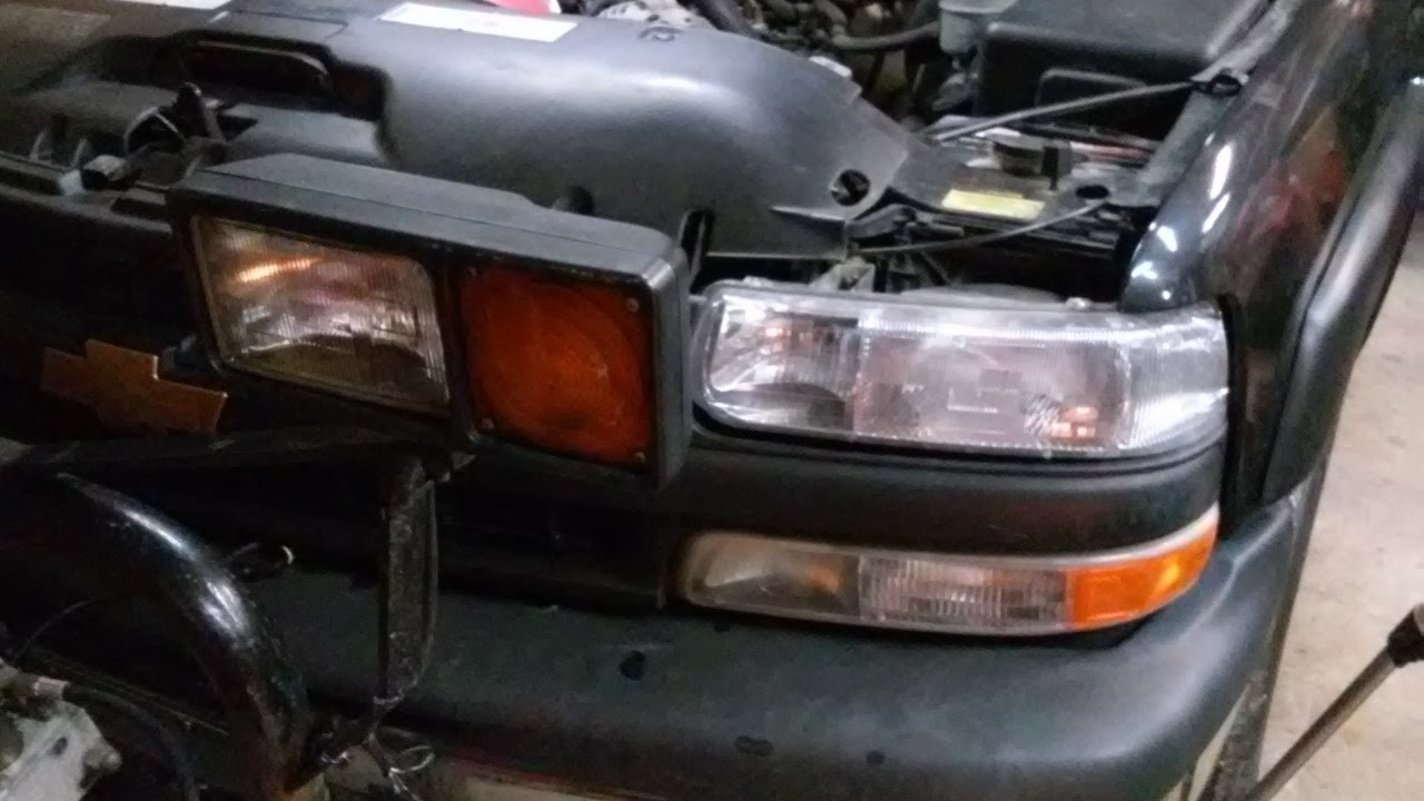 Plow Lights 101 Youtube Meyer Wiring Diagram 2003 Silverado