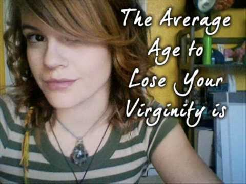 Average Age To Lose Virginity - YouTube