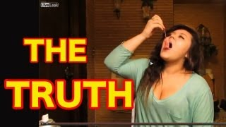 Girl Eats Tampon (Used) | THE TRUTH