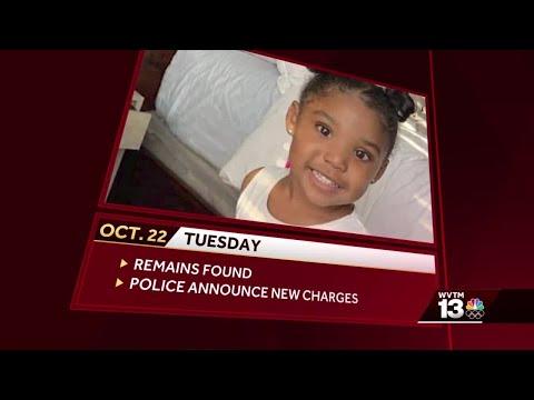 Stichiz - Police Find Remains Of 3-Year-Old Kamille Cupcake McKinney