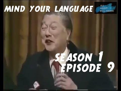 Mind Your Language  Season 1 Episode 9  Kill Or Cure  Funny TV