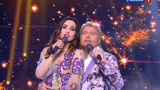 Николай Басков и Софи - Ты мое счастье | Субботний вечер от 15.10.16