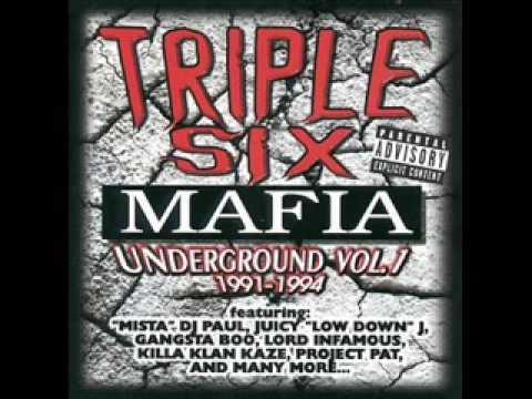 Triple 6 Mafia - Walk Up To Your House (Feat. Juicy J & DJ Paul
