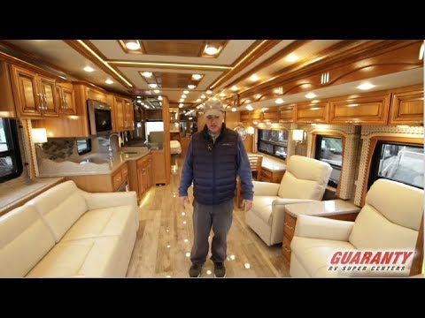 2018 Newmar Mountain Aire 4047 Class A Luxury Diesel Motorhome • Guaranty.com