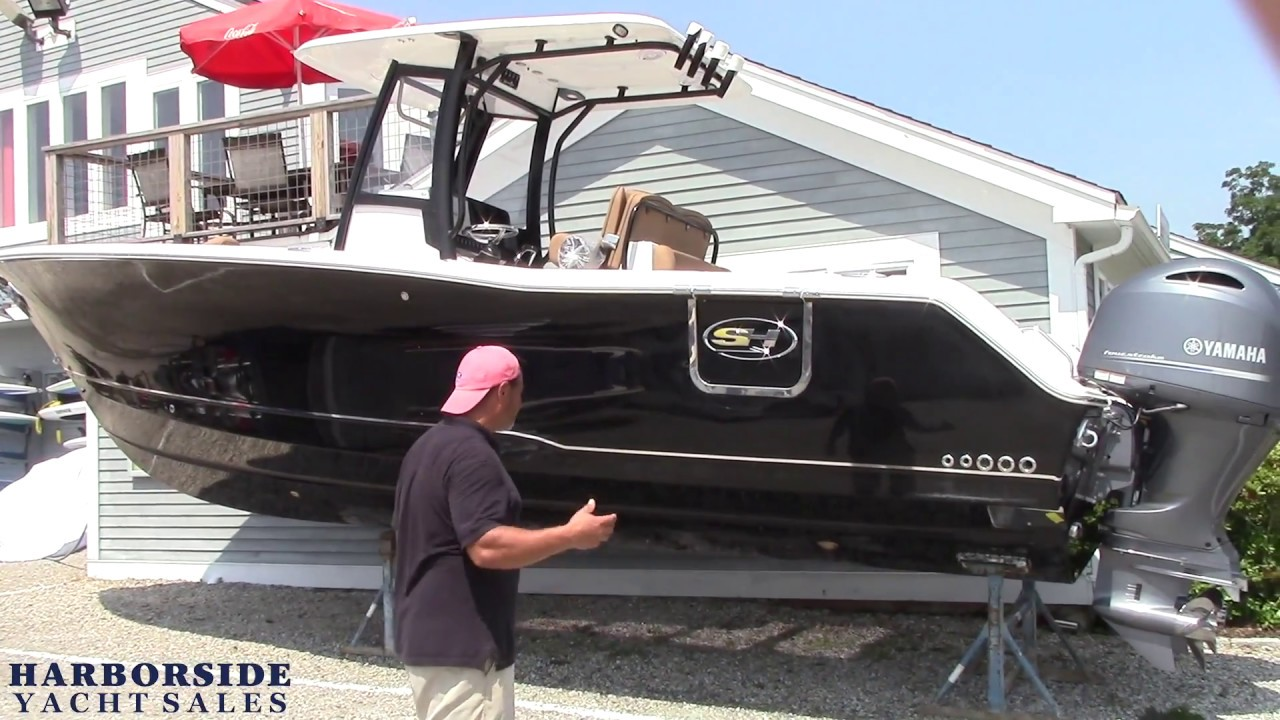 2019 Sea Hunt Gamefish 27 Fishing Center Console For Sale Northeast
