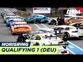 DTM Norisring 2018 Qualifying Rennen 1 RE LIVE Deutsch mp3