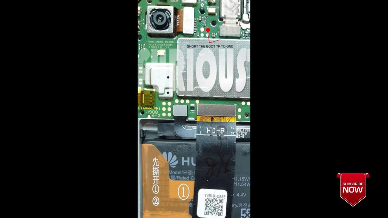 Huawei Y5 2019 Amn Lx2 Frp Unlock By Test Point Free Method Youtube
