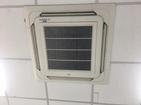 Higienização Completa Ar Condicionado Split Cassete