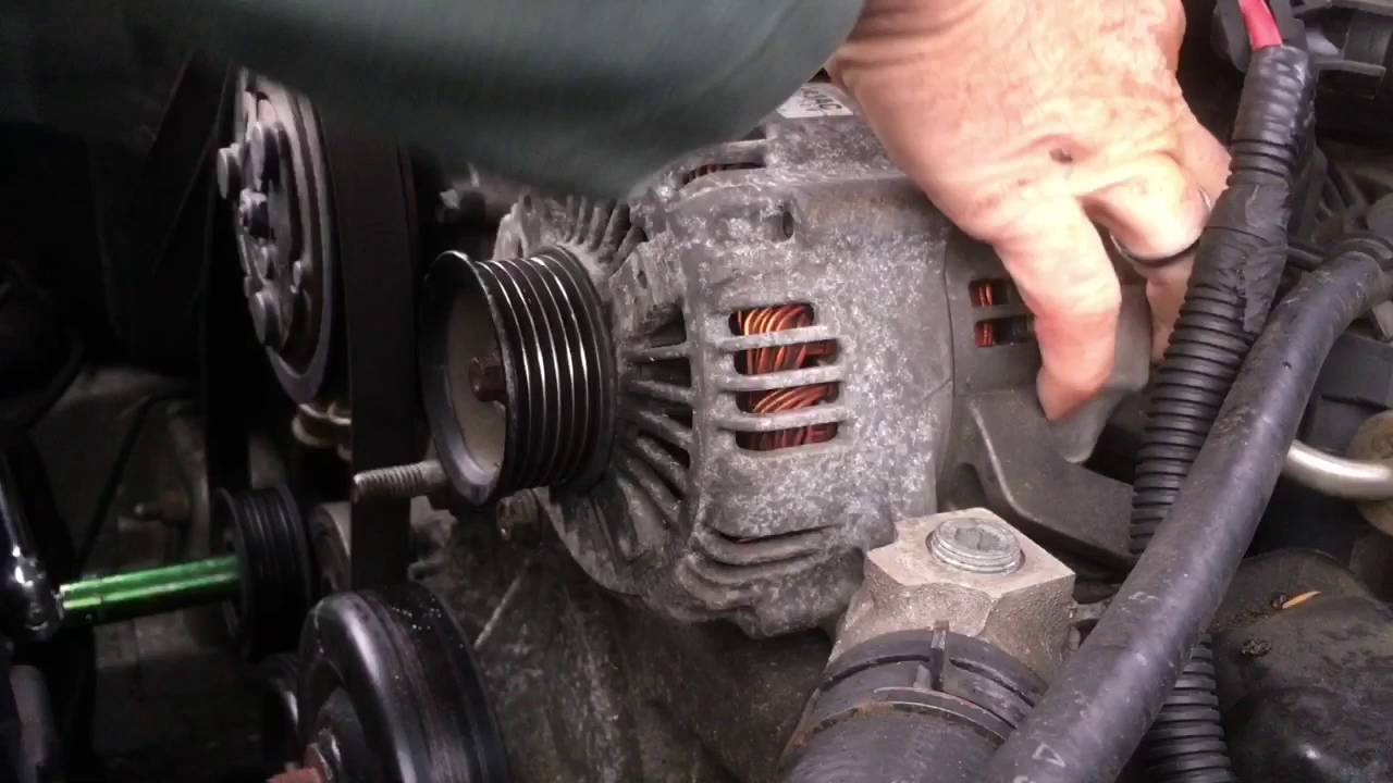 Jeep Liberty Alternator Change Help Its Not Charging Battery You
