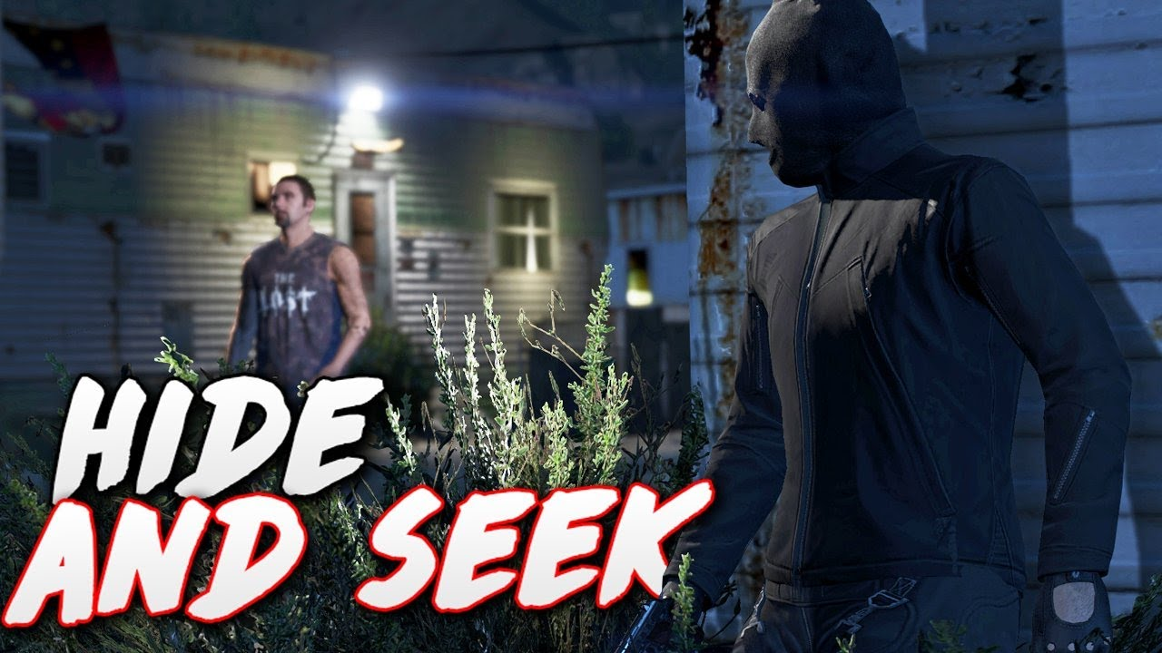 Hide And Seek Spiel