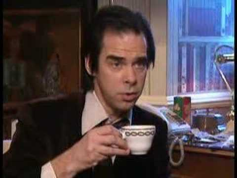 Nick Cave Interview (Pt. 1 of 4: Habits and Routines)