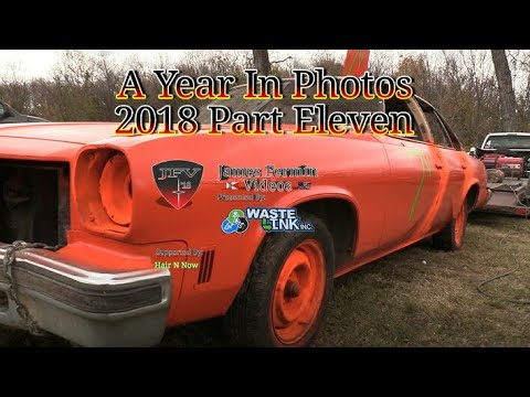 A Year In Photos 2018 Part 11, 62nd Hutch Nationals, Kansas Antique Racers, Caney Valley Speedway