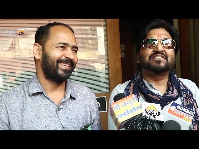Bhojpuri Film ''Jay Maa Vindhyavasini'' Amrish Singh, Amrapali Dubey, Anjana Singh, Priyanka Singh