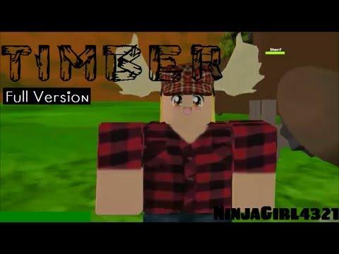 Timber Roblox Version Funnycat Tv
