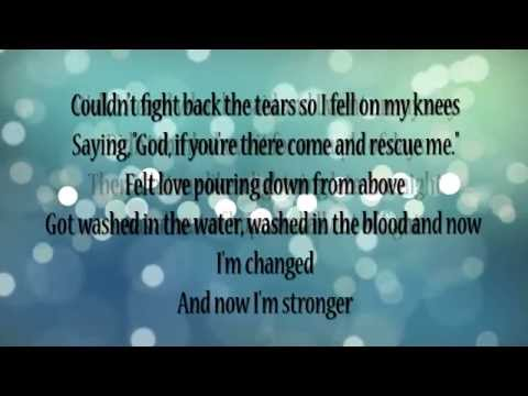 Something in the Water- Carrie Underwood (lyrics)
