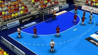 Game, Simulator(38), Handball\Игра, Симулятор(38), Гандбол