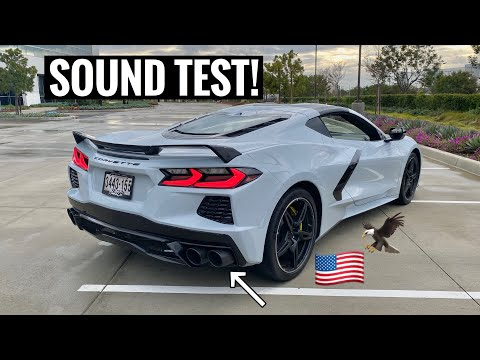 MagnaFlow Already Made an Exhaust for the C8 Mid-Engine Corvette and it Sounds Fantastic