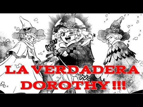 Dorothy Vs Dorothy La Verdadera Capitana Aparece Review Mg 185 Black Clover Youtube
