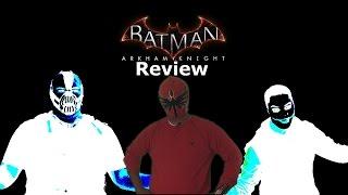Batman Arkham Knight Review : Q-Reviews