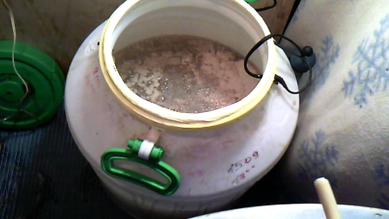 Пшеничное пиво (клон Паулайнера) по-домашнему. - YouTube