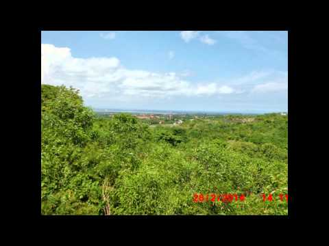 BALi iSLAND LAND FOR SALE OCEAN ViEW