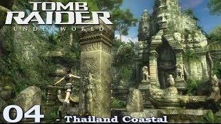 [HD] Tomb Raider Underworld Walkthrough Part 4 - Thailand Coastal - ITA (PS3)