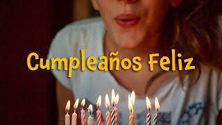 Cumpleaños Feliz | Karaoke Video with Lyrics