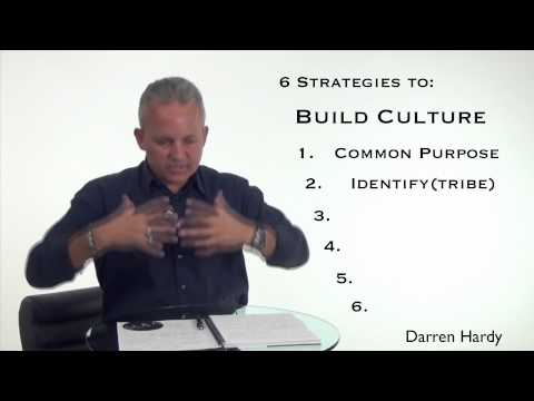 6 Keys to Building a Brand Culture