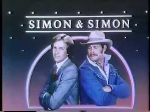 Simon & Simon 1981 CBS Series Premiere Promo